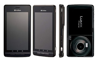 Panasonic LUMIX Phone 101P Android Phone Black