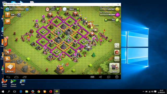 Download Game Coc Clash Of Clans Offline Installer Disini