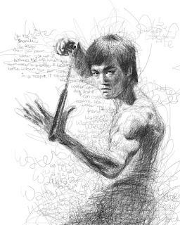 Rostros Hombres Dibujos Lapiz