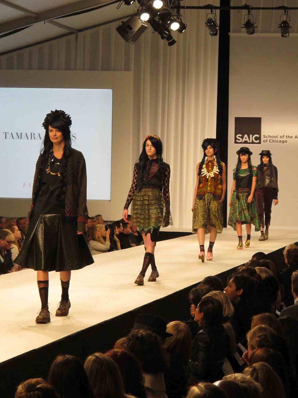Chicago Looks A Chicago Street Style Fashion Blog Saic The Walk 2012