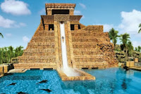 Aquaventure, templo maya