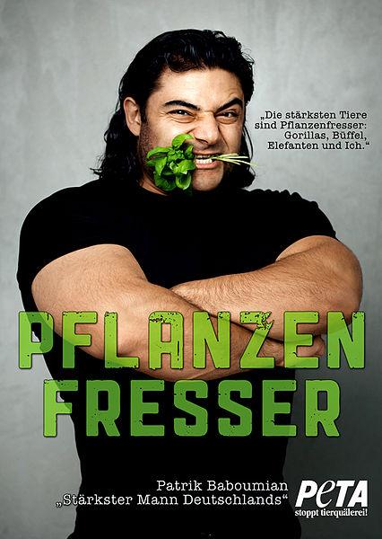 Stärkster mann deutschlands ist veganer