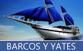 Colección especial de fotos de barcos, yates de lujo y veleros en alta mar