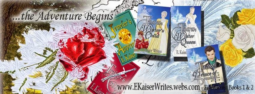 E. Kaiser Writes-A-Blog