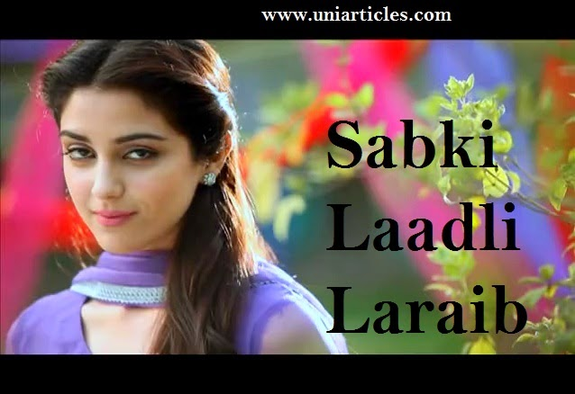 Sabki Laadli Laraib Upcoming Serial on Zindagi tv Story|Starcast |Trailors |Timing|Title Song Wiki