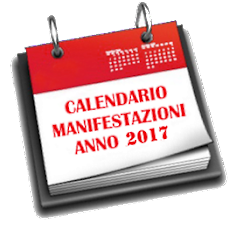 MANIFESTAZIONI 2017