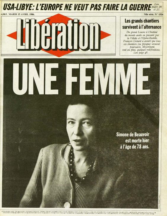 ¿Simone de Beauvoir fue un hombre? (VIDEO)