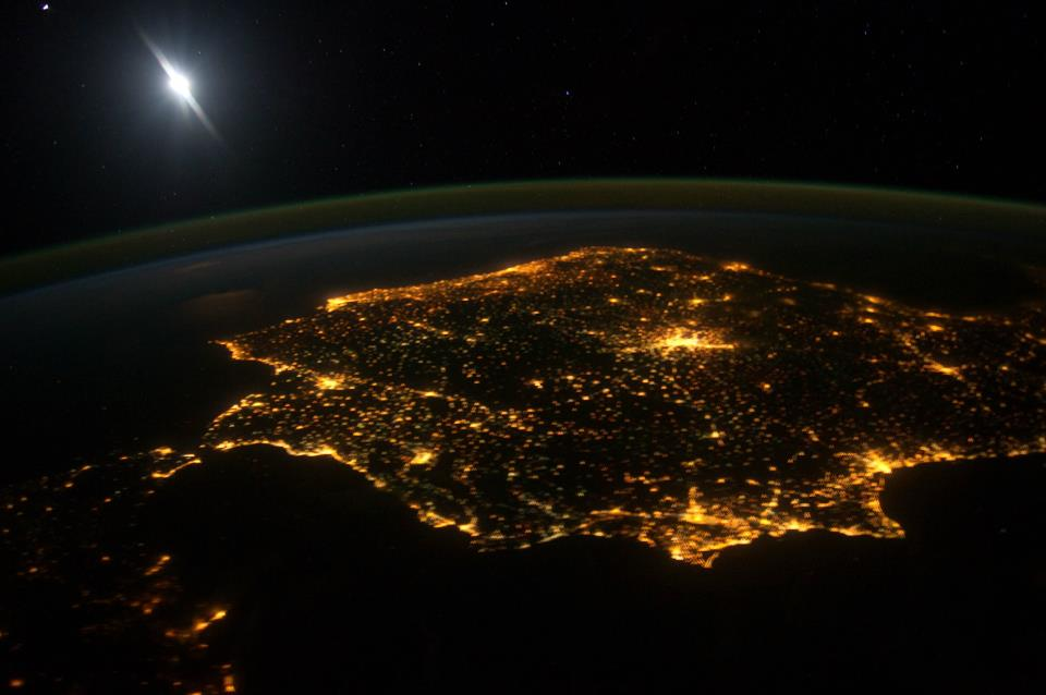 ver espana por satelite: