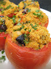 Quinoa Stuffed Tomatoes