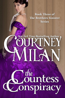 The Countess Conspiracy book cover Courtney Mlian