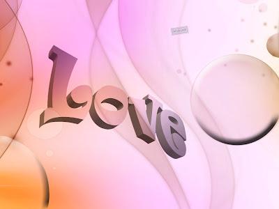 3D Love Wallpapers