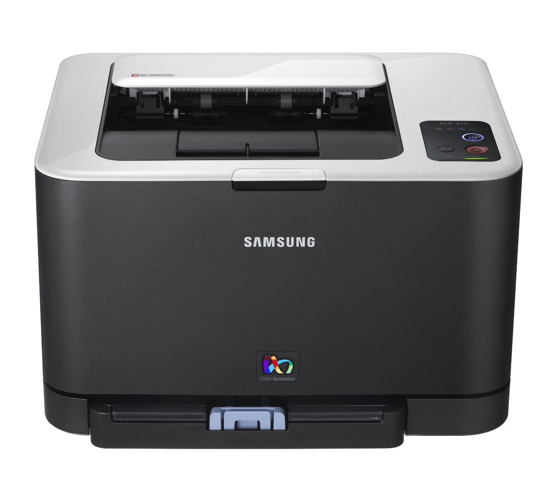 Драйвер для samsung принтер color xpression