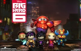 Little Big Planet Big Hero 6