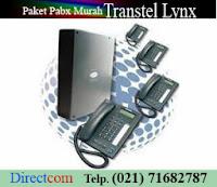 Paket Pabx Trantel Murah