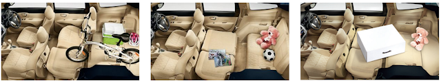 Kabin Luas - Nissan Grand Livina - Mobil Terbaik untuk Keluarga