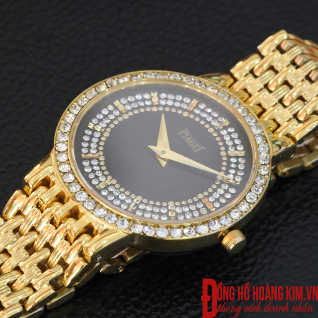 Đồng hồ nam Piaget dây inox cao cấp giá rẻ