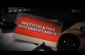 Investigative Documentaries – 28 August 2014