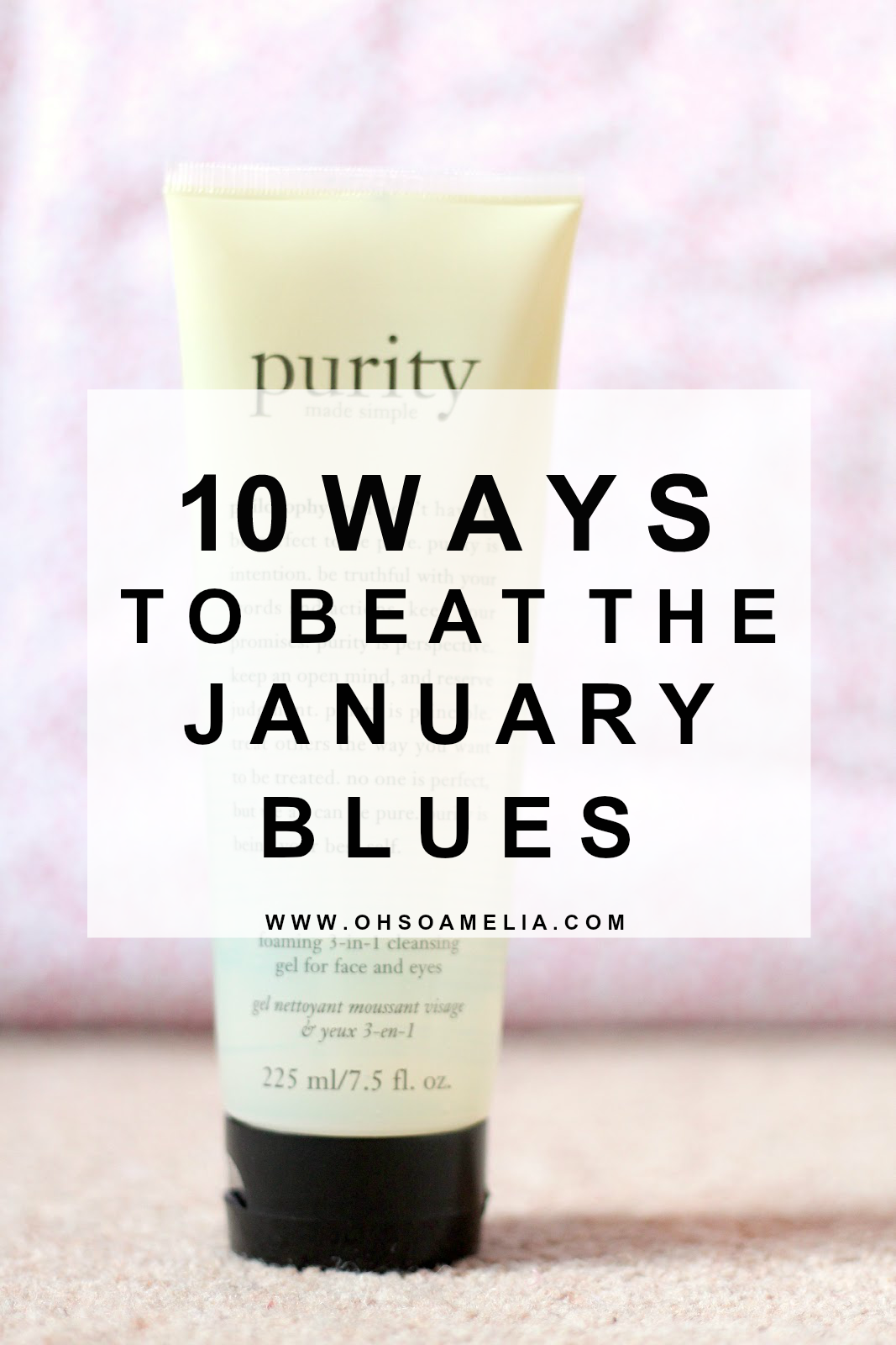 10 tried and tested ways to beat the January blues