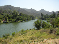 Malibou Lake.