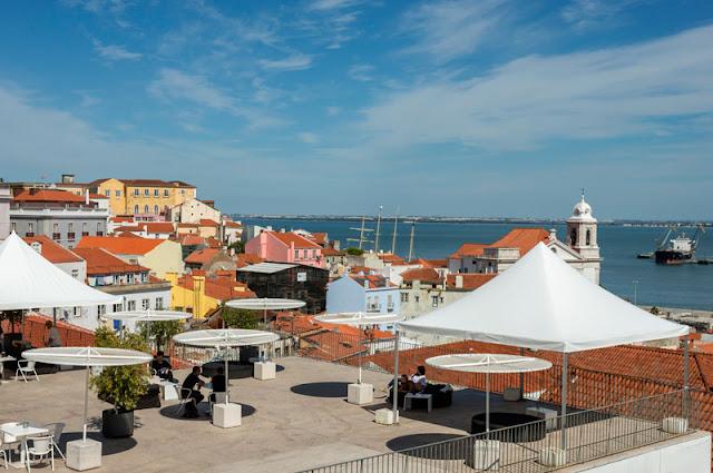Miradouro Portas do Sol, Lisboa