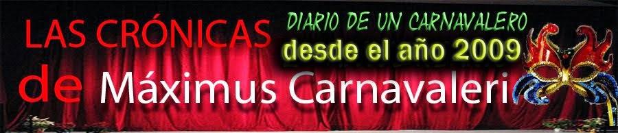 Las crónicas de máximus carnavaleri