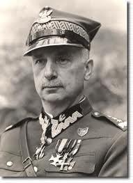 Polish General Kazimierz Sosnkowski