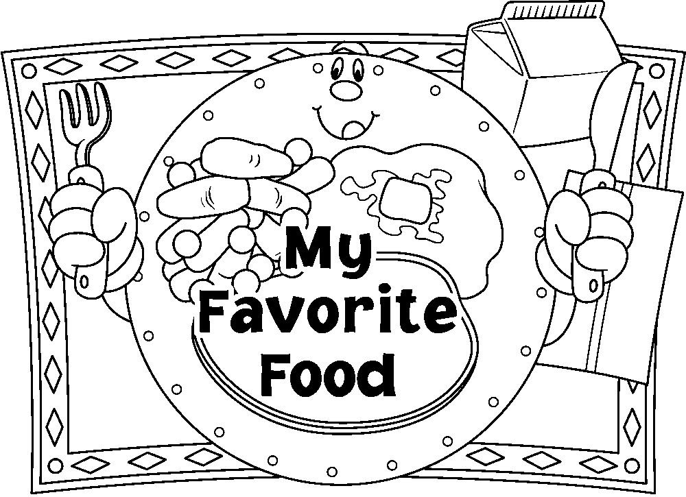 Essay on favorite food