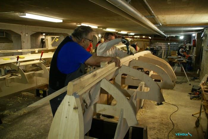 veneenrakennus venelauta veneenrakennuskurssi