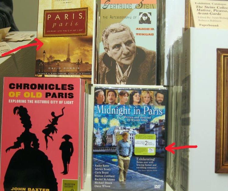 paris breakfasts: The Steins Collect - Met