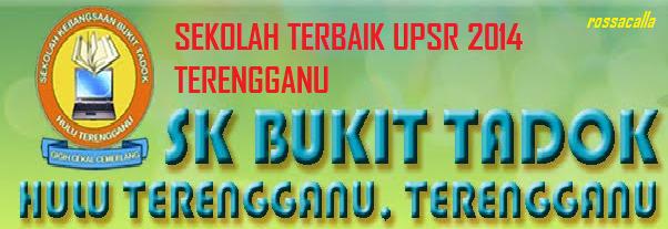 Sekolah Terbaik UPSR 2014 Terengganu