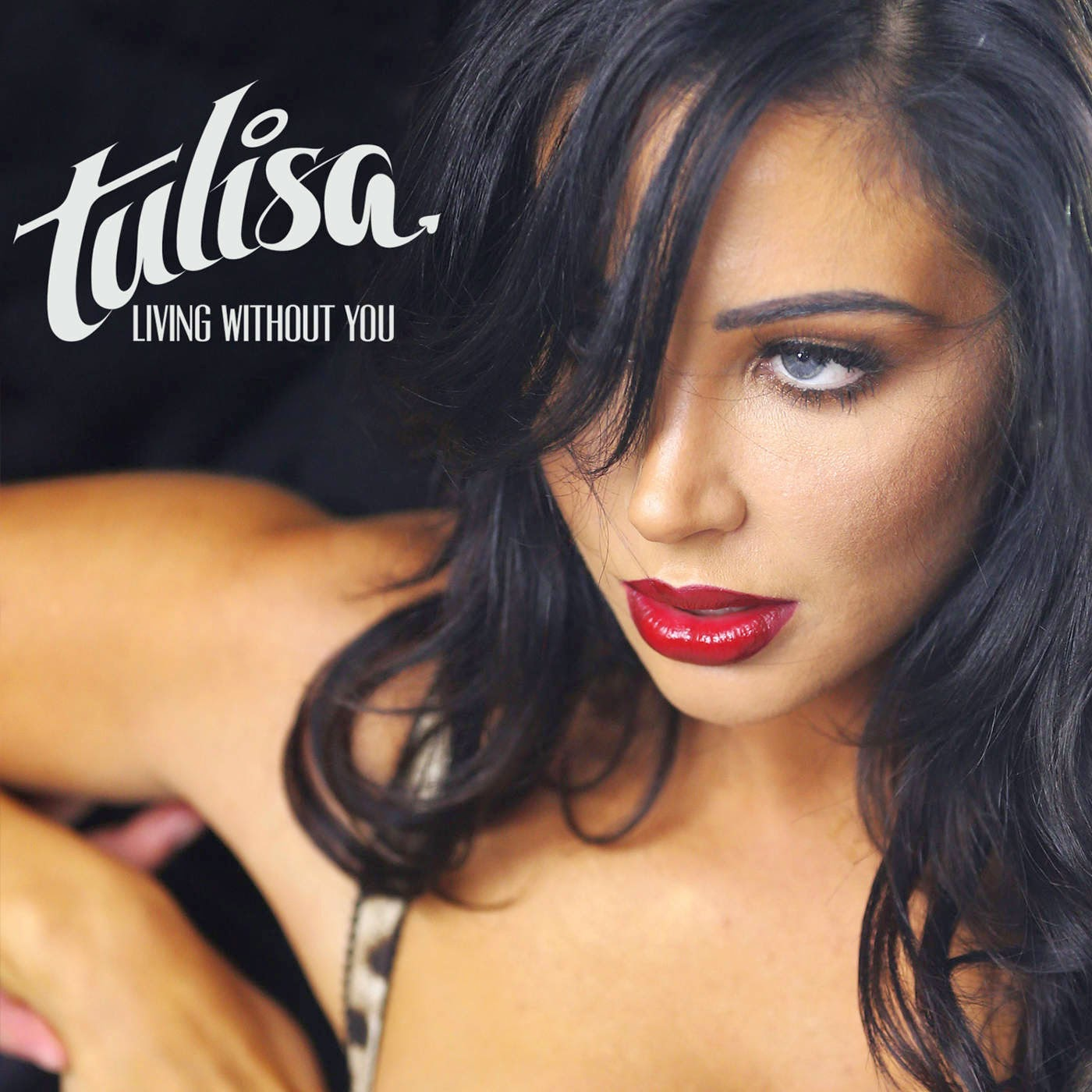 Tulisa - Living Without You - Single Cover