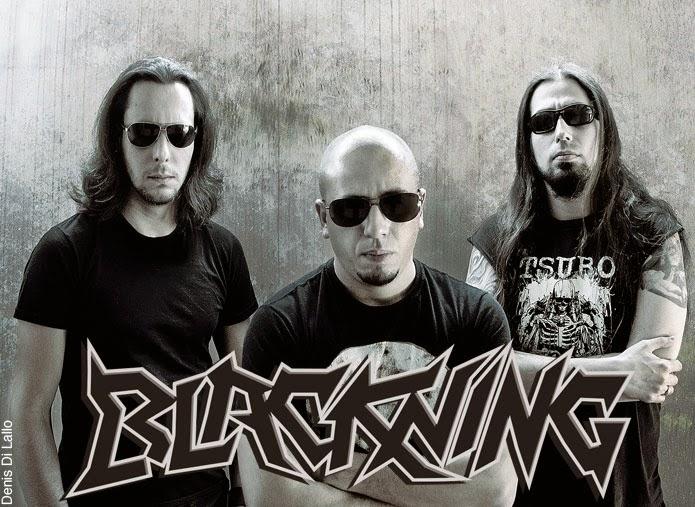 Blackning