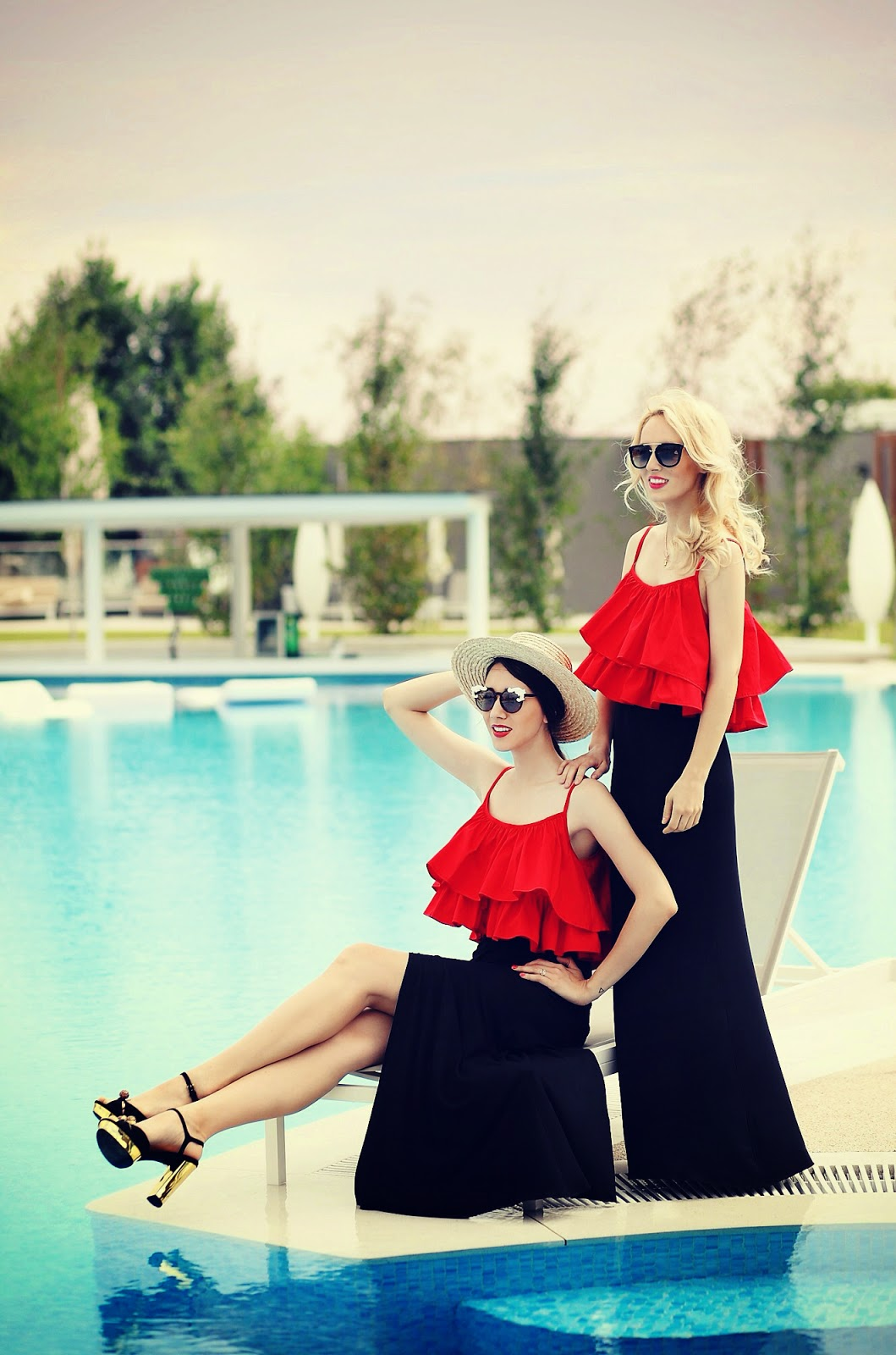 Fabulous muses absolutely fabulous summer collection for Absolutely fabulous salon