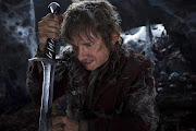 Bilbo Baggins reaches within himself to find strength he didn't know he had.
