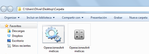 Convertir archivos .bat a ejecutables .exe