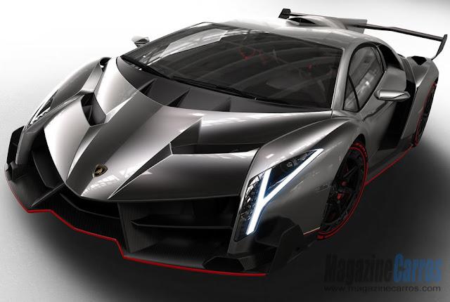 Novo Lamborghini Veneno 2014