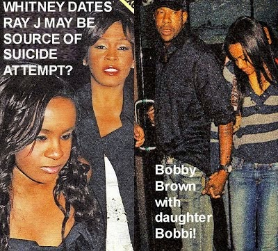 Bobbi Kristina Tried to Take Her Own Life, AGAIN!