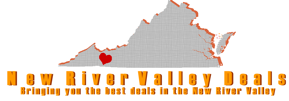 New River Valley Deals
