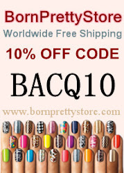 Get 10% off nail polish and art supplies!