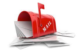Meu e-mail !