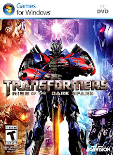 Transformers The Rise of Dark Spark Full Version PC Games Free Download