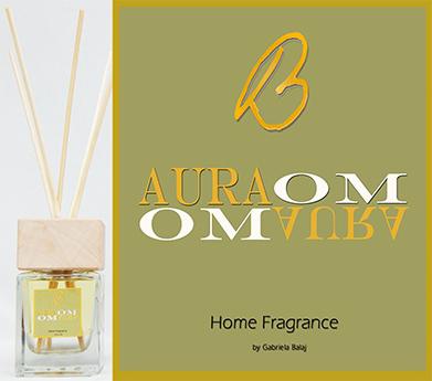 Aura Om - profumo alta qualità per ambienti