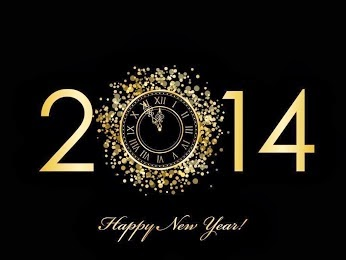 Logo Happy New Year 2014.
