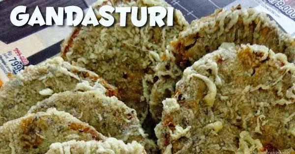 Kue Gandasturi | Resep Masakan Praktis Rumahan Indonesia ...