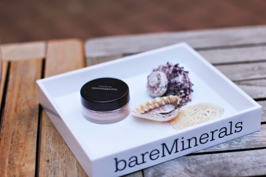 bare minerals make up fashion