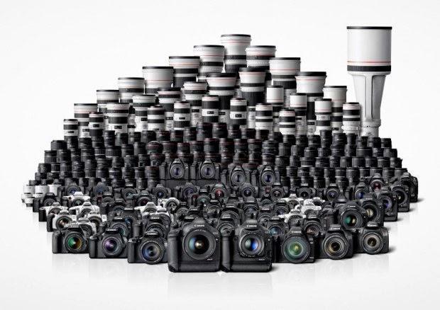 كاميرا ريفلكس كانون