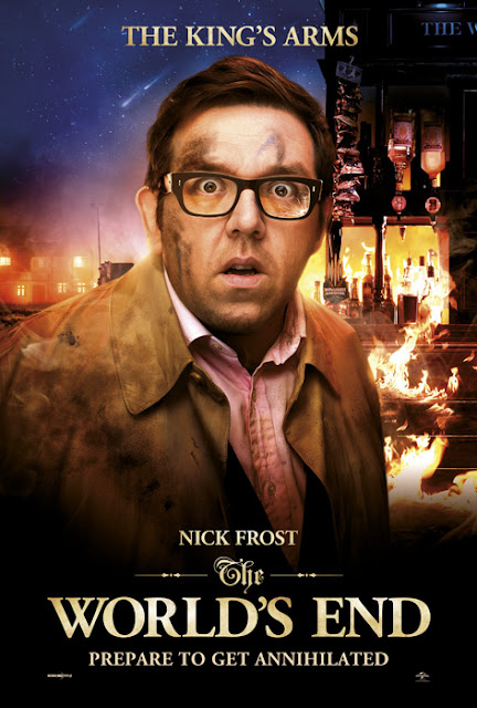 The World's End Nick Frost as Andrew Knightley