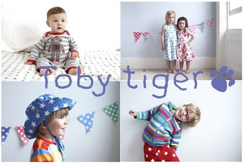 circus mag: I love Toby Tiger!