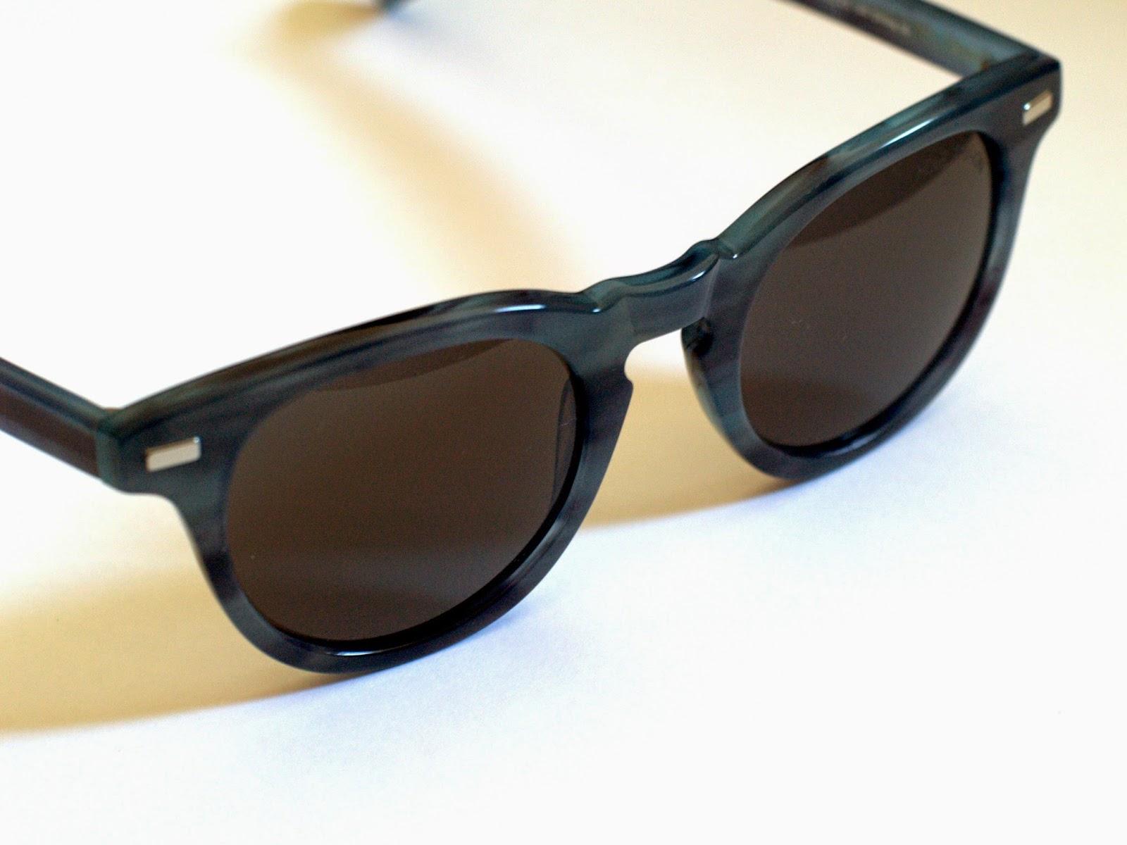 Warby Parker Jasper Marine Slate