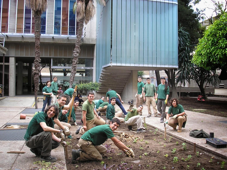 Escuela de jardiner a joaqu n romero murube noviembre 2013 for Escuela de jardineria